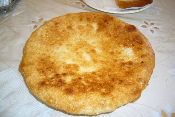 Карачаевские хычины рецепт