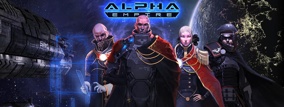 Игра Alpha Empire - глобальная стратегия