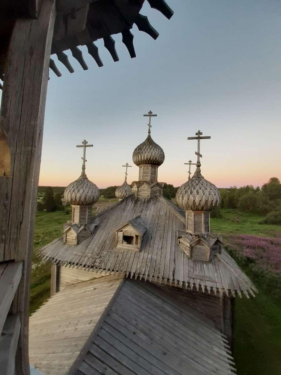 Летнее автопутешествие во время коронавирусной чумы. Часть 1. Русский Север